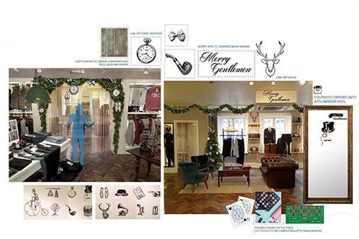 Image highlighting Prop Studios' individual design features for Jack Wills