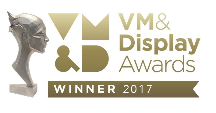 Visual Merchandising & Display Awards Logo
