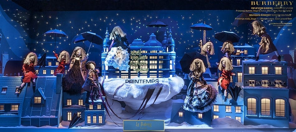 Christmas Windows - 2018 Guide
