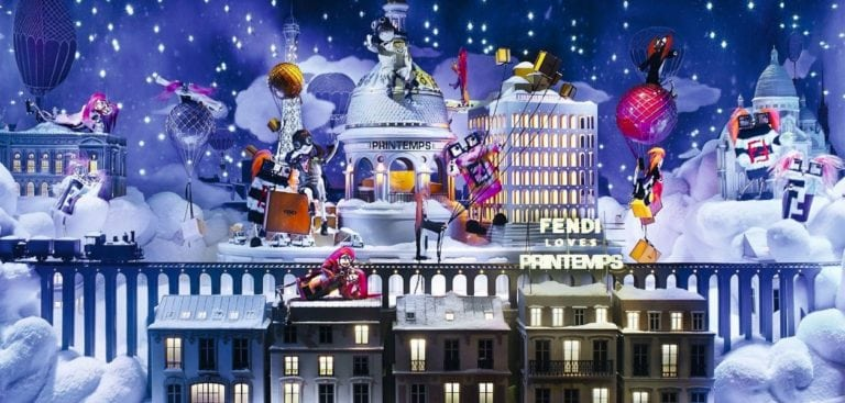 Christmas Windows – 2018 Guide