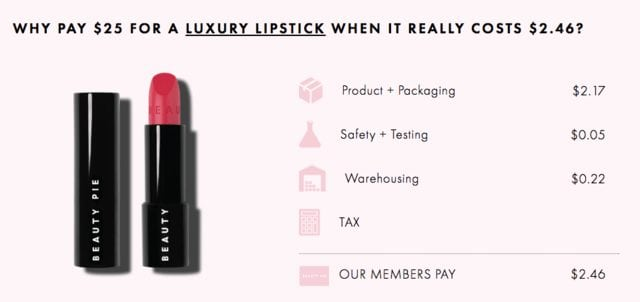 A Lesson from Start-Up Beauty Brands