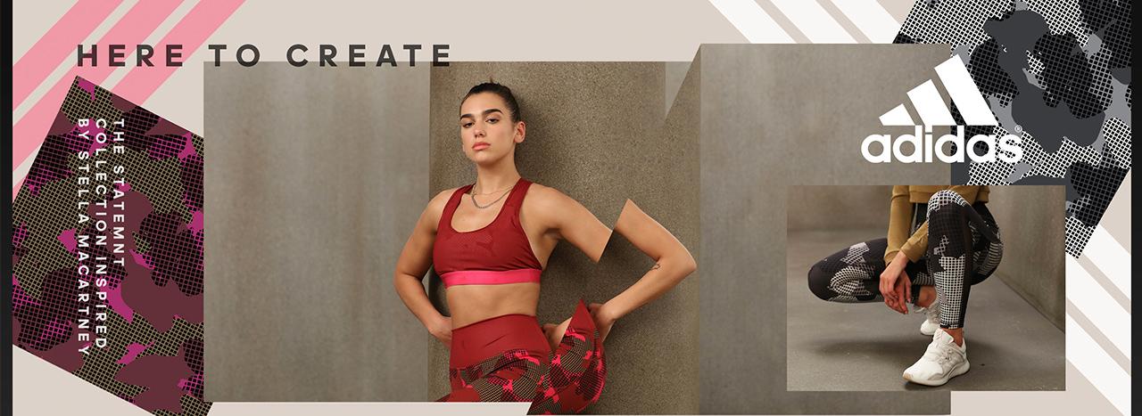 Adidas Window Design | Design Concept 4 | Prop Studios