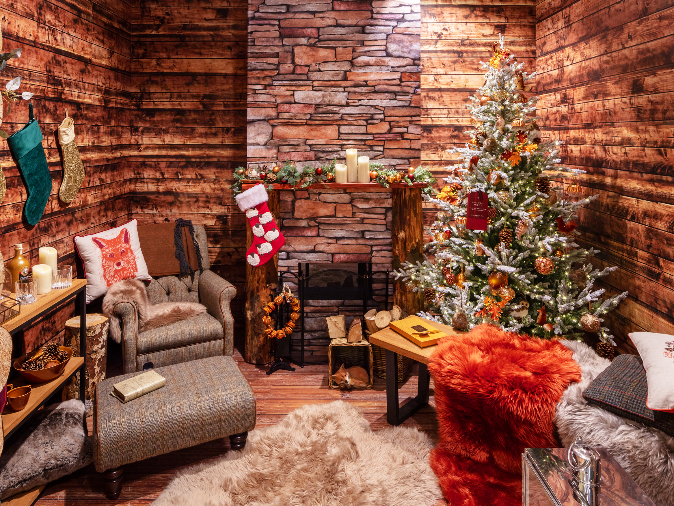 In-Store Christmas Display 12 | Prop Studios | Formroom | John Lewis Christmas