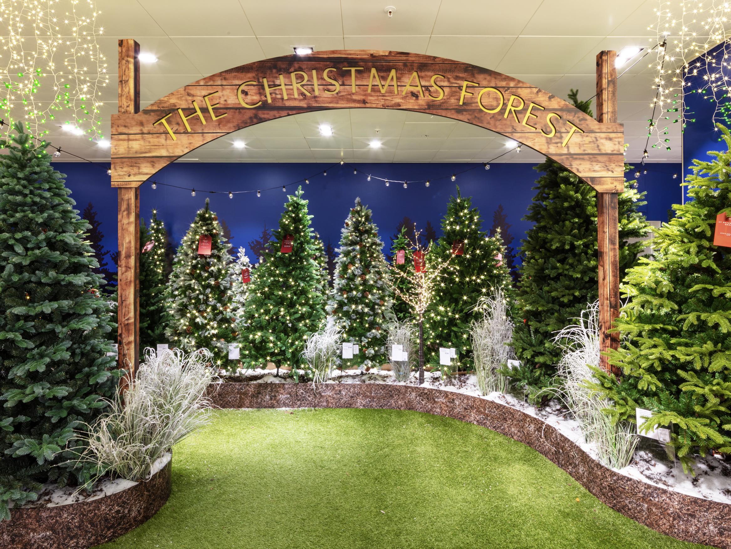 In-Store Christmas Display 10 | Prop Studios | Formroom | John Lewis Christmas