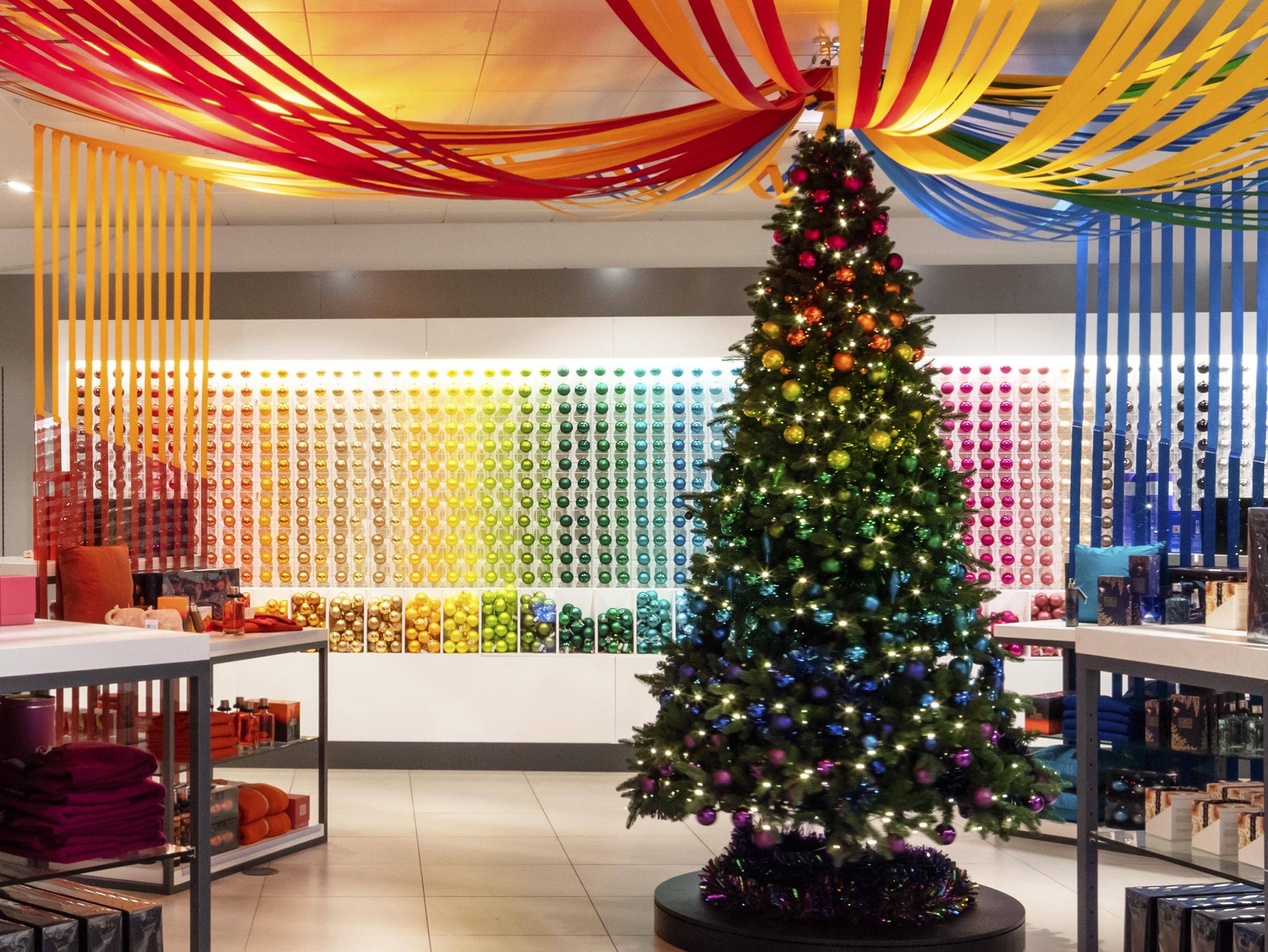 In-Store Christmas Display 4 | Prop Studios | Formroom | John Lewis Christmas