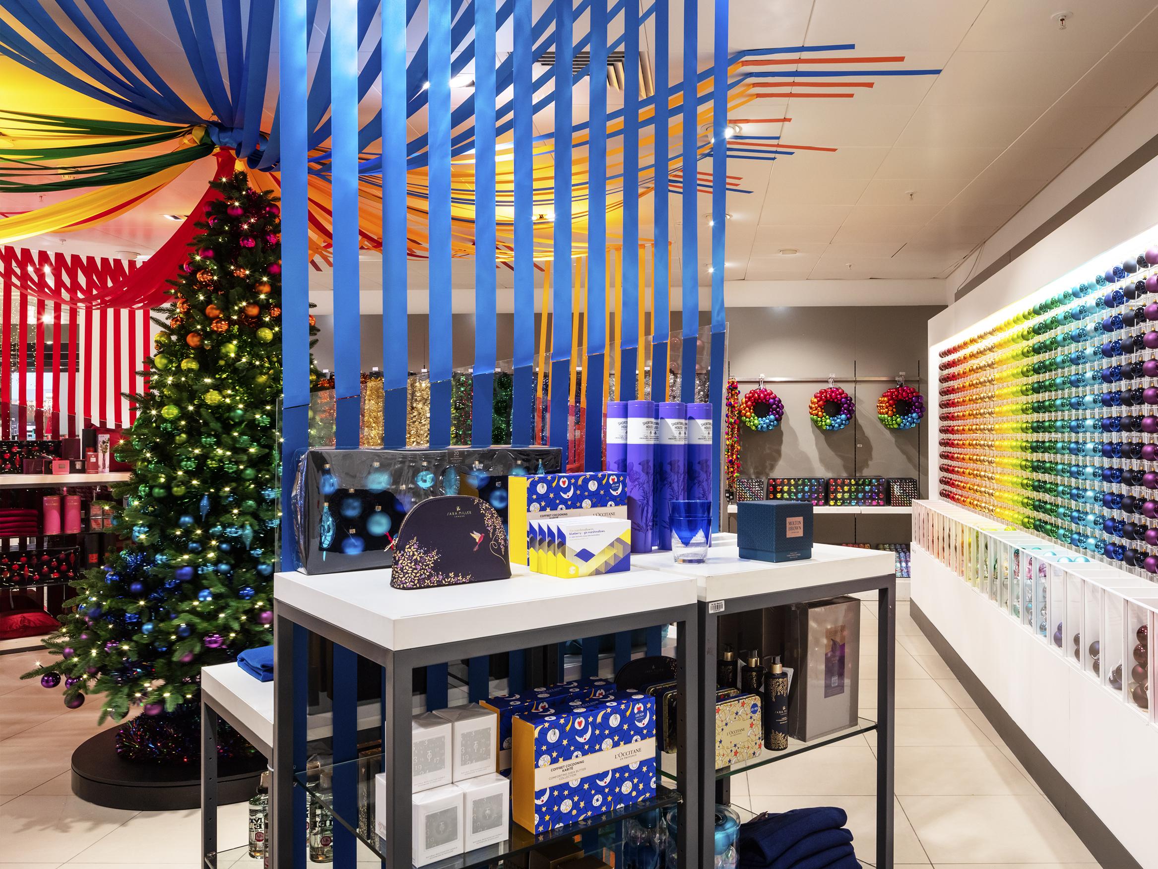 In-Store Christmas Display 3 | Prop Studios | Formroom | John Lewis Christmas