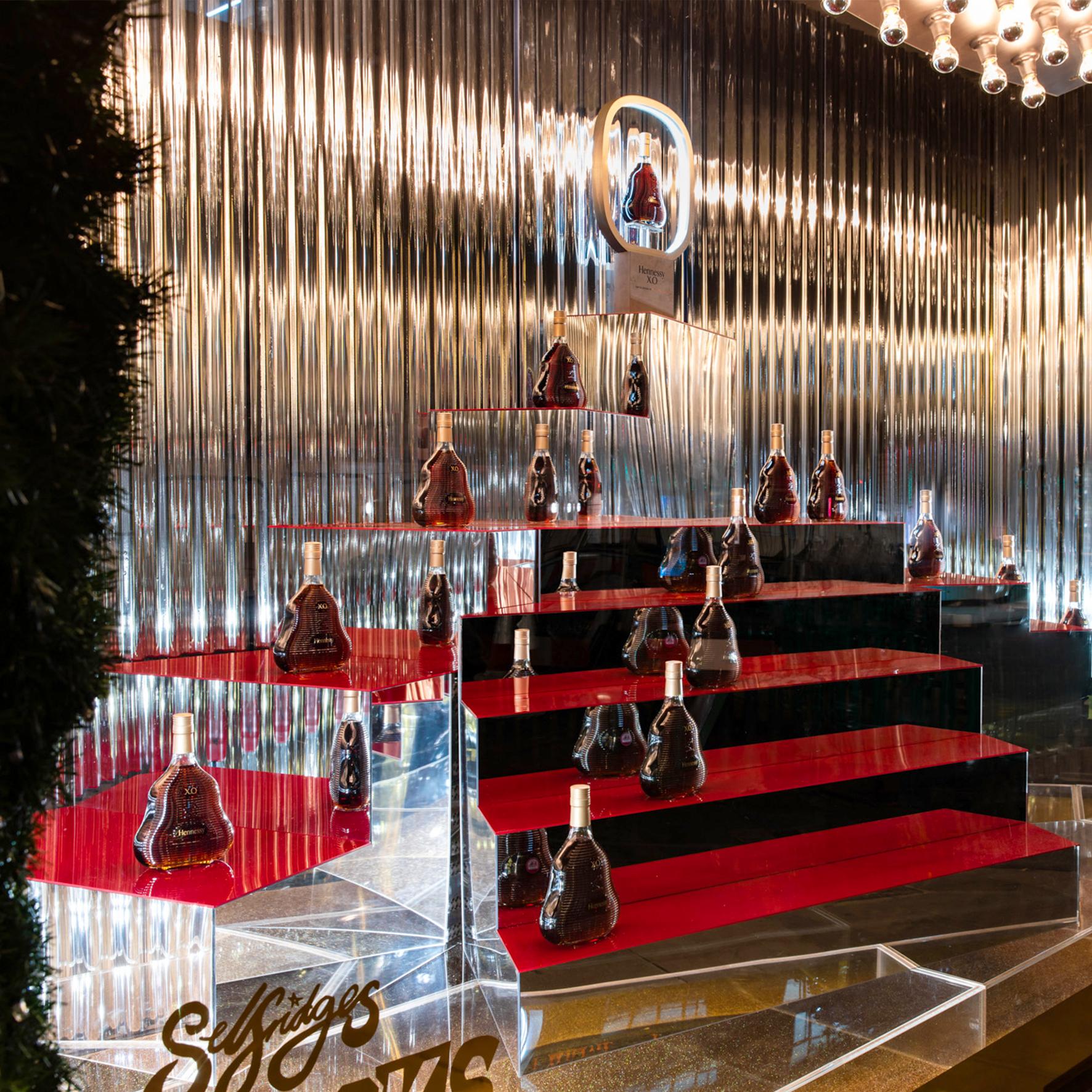 Christmas Schemes | Christmas Window Designs | Prop Studios