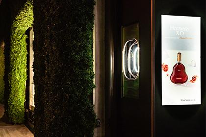 Hennessy | Selfridges Window Displays 4 | Prop Studios