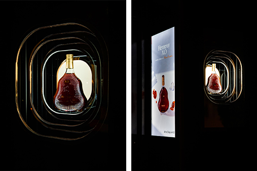 Hennessy | Selfridges Window Displays | Prop Studios