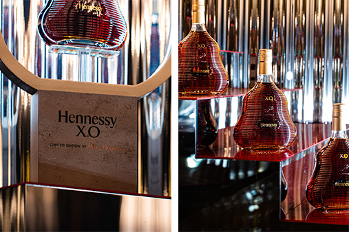 Hennessy | Selfridges Window Displays 1 | Prop Studios