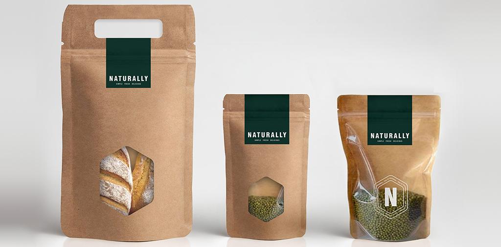 Naturally Brand Design