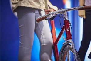 Built to ride, the Levi's Commuter Collection, incorporates multifunctional performance with Levi's iconic style