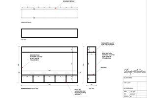 Prop Studios' store blueprint and installation notes for the Miller Harris In Bloom VM concept