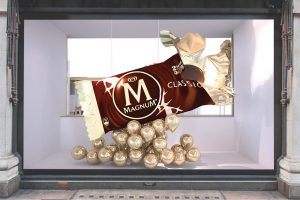 Prop Studios continues to visualise the Magnum stores globally with The Edje across Paris, Berlin and London