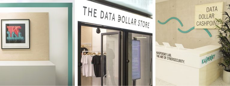The Data Dollar Store: FormRoom's latest Pop Up collaboration