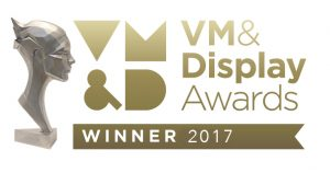 Visual Merchandising & Display Awards Logo