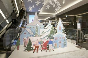 "Prop Studios conceptualised Hyundai's theme of ""togetherness"" through multiple in-store visual merchandising installations"