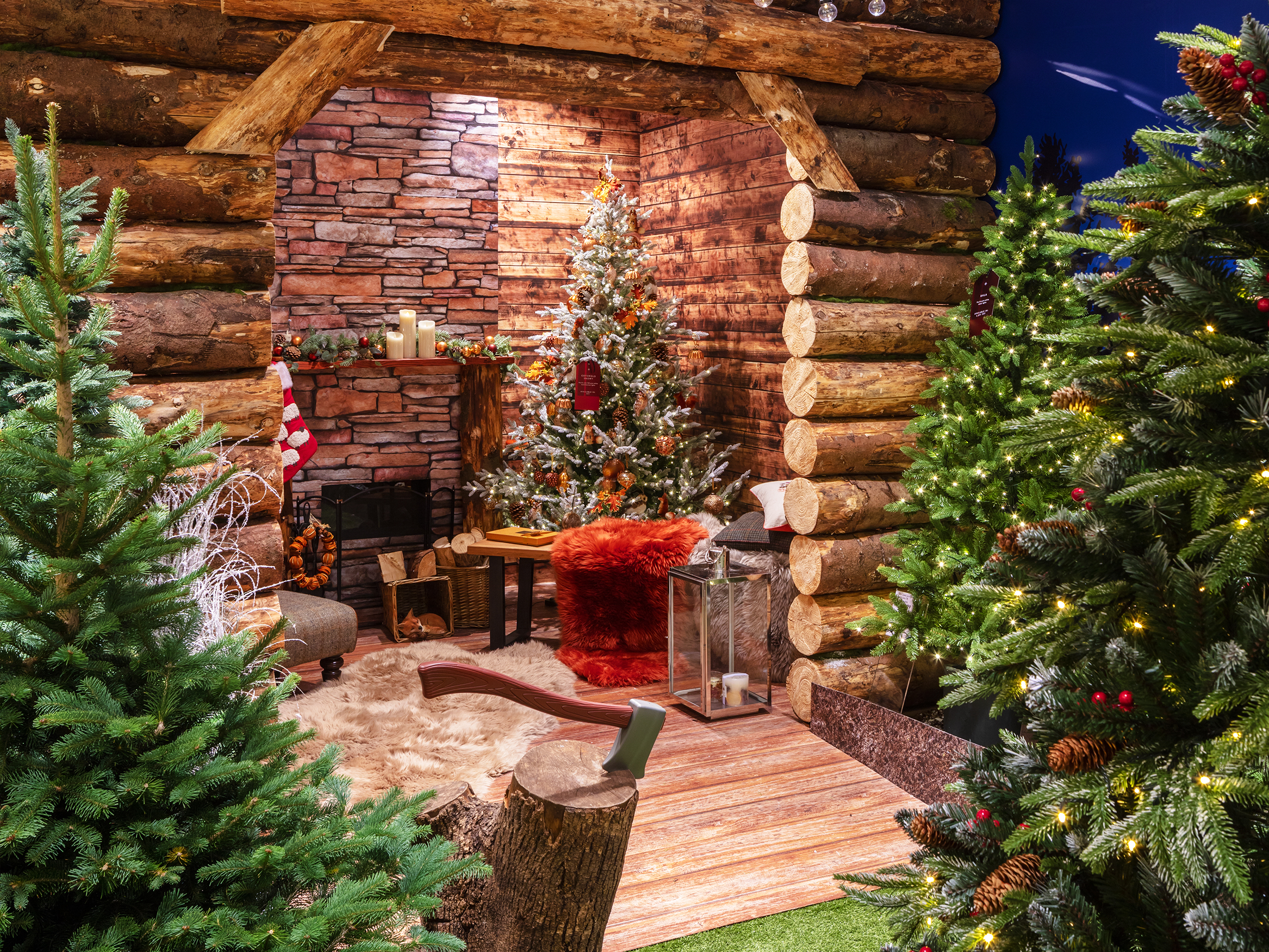 In-Store Christmas Display 9 | Prop Studios | Formroom | John Lewis Christmas